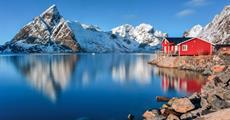 Severní Norsko - Z Osla až za polární kruh