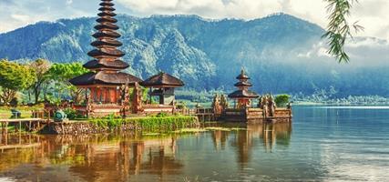 Krásy a kultura ostrova Bali