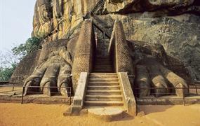 Světové dědictví UNESCO na Srí Lance