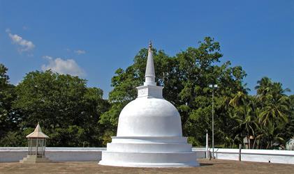 Jak se žilo králům na Srí Lance