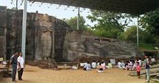 Buddhistická Srí Lanka