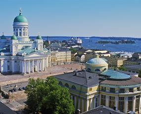 Prodloužený víkend v Helsinkách
