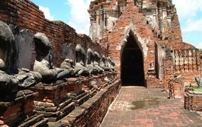 Okruh severním Thajskem