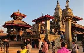 Velký okruh Nepálem