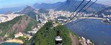 Sao Paulo + Iguazzu + Rio de Janeiro