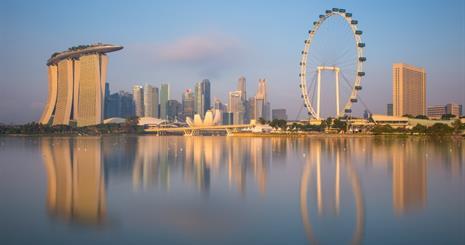 Singapur - Langkawi - Kuala Lumpur
