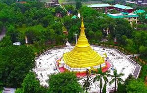 Buddhistická poutní místa