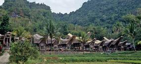 Indonéské kontrasty - Bali a země Torajů