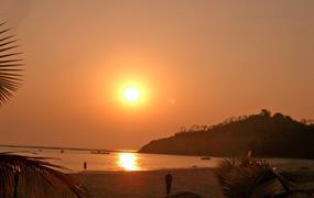 Chrámy i pláže Myanmaru