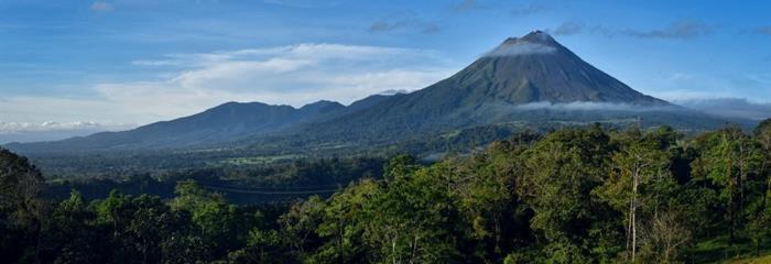 Dva přírodní poklady Kostariky + historie San José
