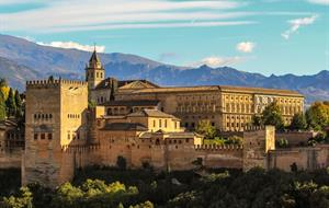 Andalusie a Kastilie letecky - zájezd po stopách koridy a flamenca, za maurskými paláci a do hor jižního Španělska