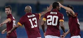 AS Řím - Juventus Turin