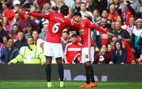 Vstupenky na Manchester United - Manchester City