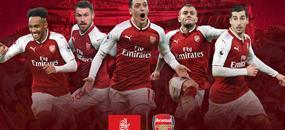Vstupenky na Arsenal - Manchester City