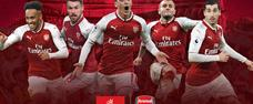 Vstupenky na Arsenal - Crystal Palace