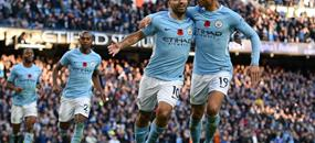 Vstupenky na Manchester City - Burnley