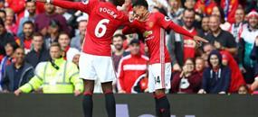 Vstupenky na Manchester United - Leicester
