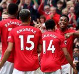 Vstupenky na Manchester United - Burnley