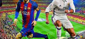 Vstupenky na FC Barcelona - Real Madrid