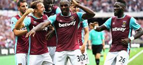 Vstupenky na West Ham - Leicester
