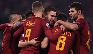 Vstupenky na AS Řím - Juventus Turín