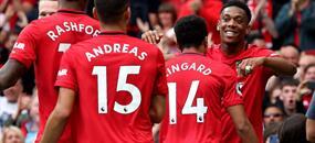 Vstupenky na Manchester United - Sheffield United