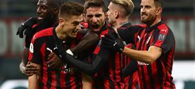 AC Milán - Juventus Turín BUS
