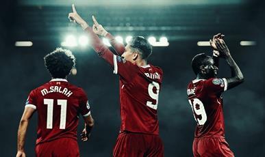 Vstupenka na Liverpool - Watford