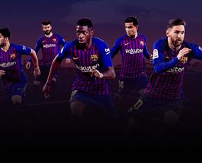 FC Barcelona - Leganes