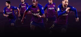 Vstupenky na FC Barcelona - Leganes