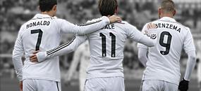 Vstupenka na Real Madrid - Leganes