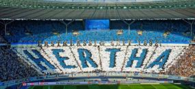 Vstupenka Hertha Berlín - Eintracht Frankfurt
