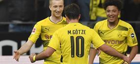 Vstupenka na Borussia Dortmund - VfL Wolfsburg