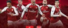 Vstupenky na Arsenal - Huddersfield