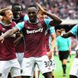 Vstupenky na West Ham - West Bromwich