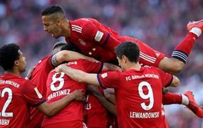 Bayern Mnichov - Mainz