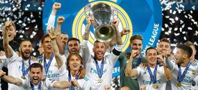 Vstupenka na Real Madrid - Real Betis