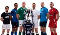 Rugby Six Nations 2018 Itálie - Anglie ***