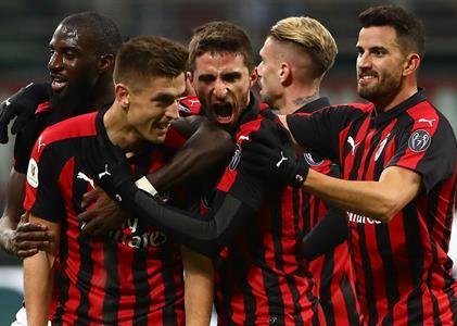 Vstupenky na AC Milán - AS Řím