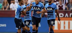 Ligu Mistrů: Tottenham Hotspur - Juventus