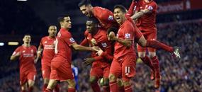 Vstupenka na Liverpool - Porto