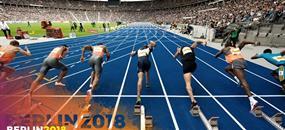 Vstupenka na ME v atletice 2018 v Berlíně - pátek