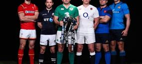 Rugby Six Nations 2019 Itálie - Francie