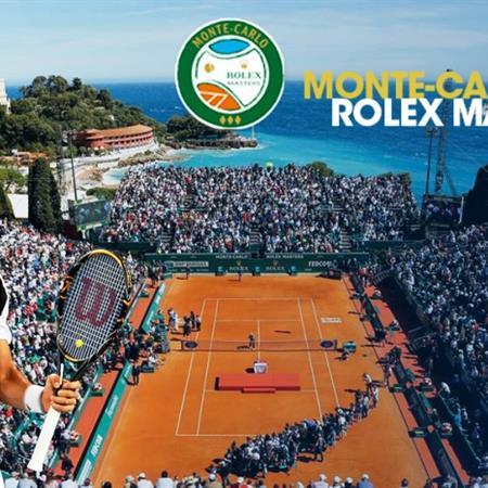 Monte Carlo Rolex Master 2019 - 2. den