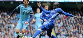 Vstupenky na Community Shield Chelsea - Manchester City