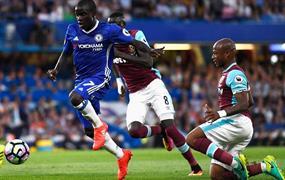Vstupenka na Chelsea - Leicester