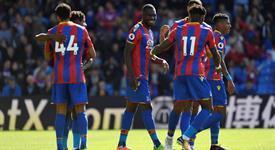 Vstupenky na Crystal Palace - Burnley