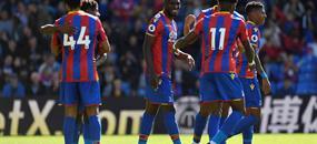 Vstupenky na Crystal Palace - Manchester City