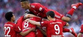 Bayern Mnichov - Fortuna Düsseldorf