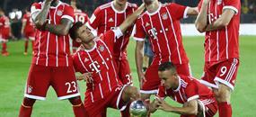 Vstupenky na utkání Bayern Mnichov - Werder Brémy